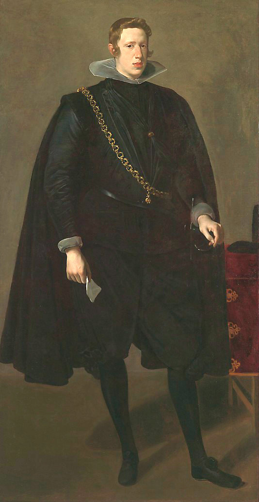 Philip IV (1605–1665), King of Spain by Velázquez, 1599–1660