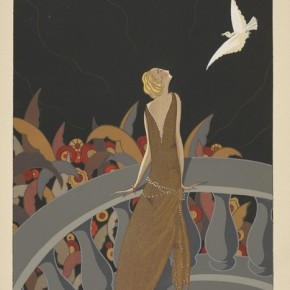 Art Deco Fashion & Social Commentary