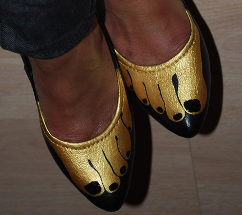 Toeshoe gold, Bart Persoons