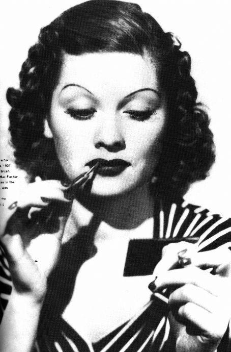 Lucille Ball lipstick