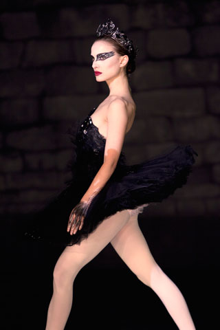 Natalie Portman in Rodarte dress from Black Swan