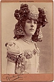 Emilienne d'Alencon as Salome, 1890s
