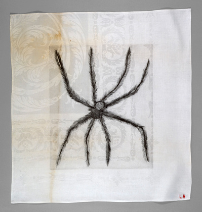 Hairy Spider on , 2001 by Louise Bourgeois