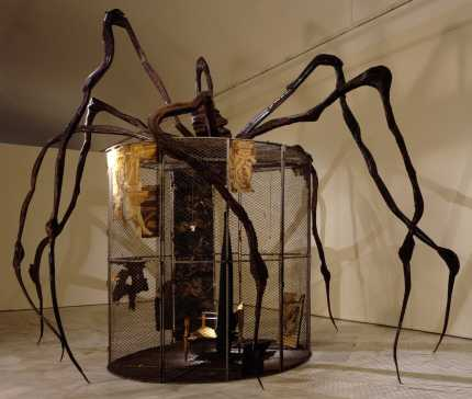 """Spider,"" 1971 by Louise Bourgeois"