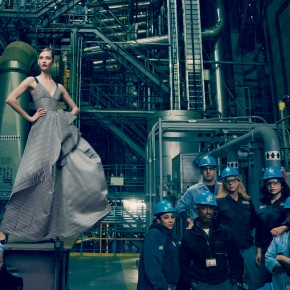 Must Disaster Fashion Photoshoots be Disastrous?
